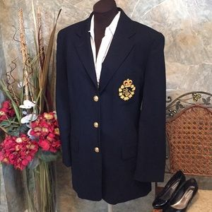 Ralph Lauren 🌹suit jacket coat blazer.